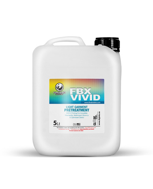 FBX Vivid - Light Garment Pretreatment (5Lt)